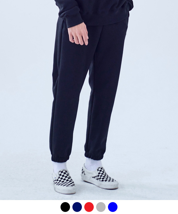 WAPPEN P BASIC SWEAT PANTS