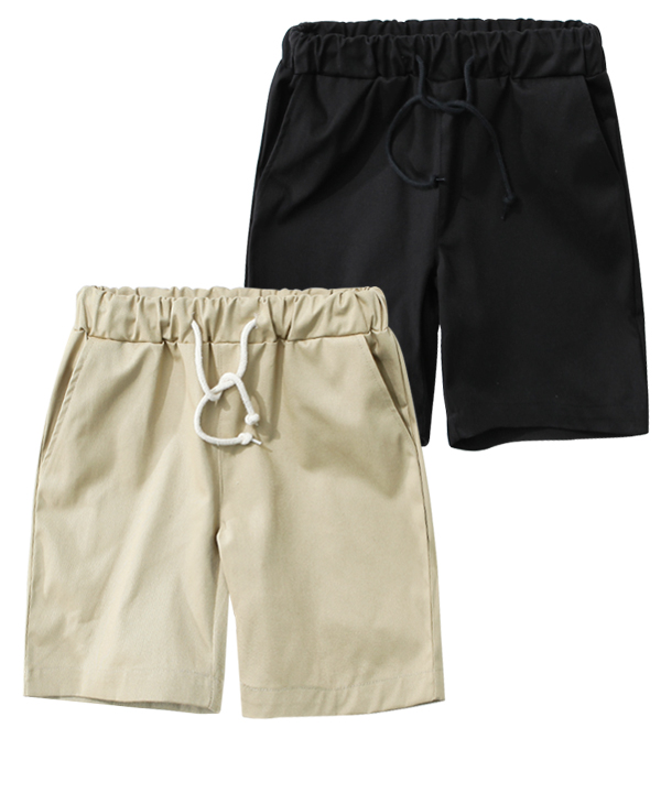 [5월24일예약배송] [1+1] 14S SUMMER COTTON SHORTS