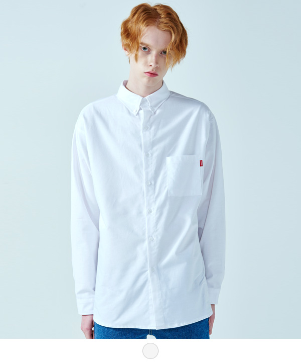 COSY OVER FIT STANDARD SHIRTS