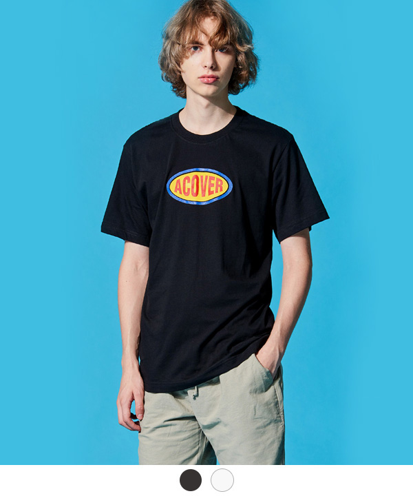 OVAL SHAPE LOGO T-SHIRTS