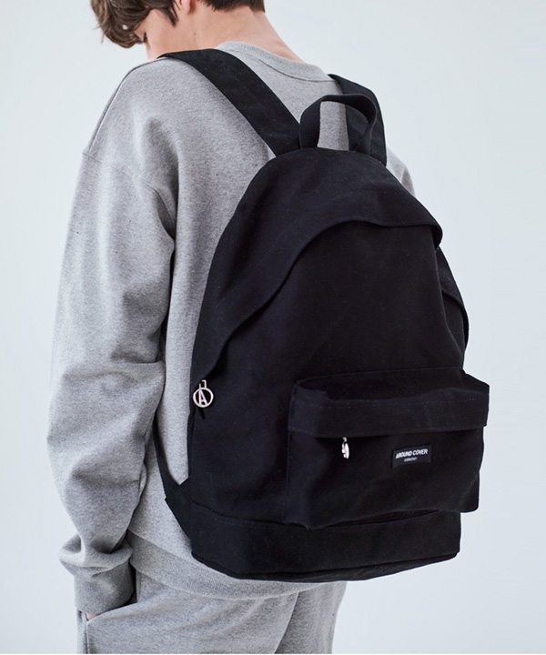 PLAIN CANVAS BACK PACK